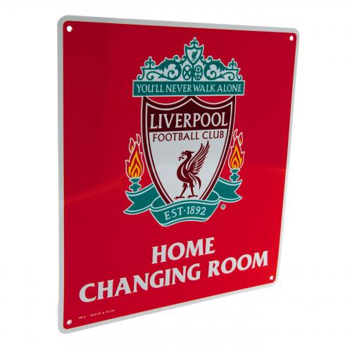Panneau Liverpool FC Home Changing Room