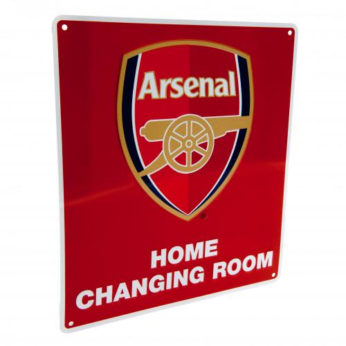 Plaque Arsenal FC - Home Changing Room