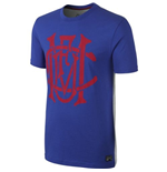 T-shirt Manchester United FC 2014-2015 (bleue)