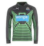 Maillot Newcastle United 2014-2015 Home (Noir)