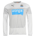 Sweat shirt Newcastle United 2014-2015 (Blanc)