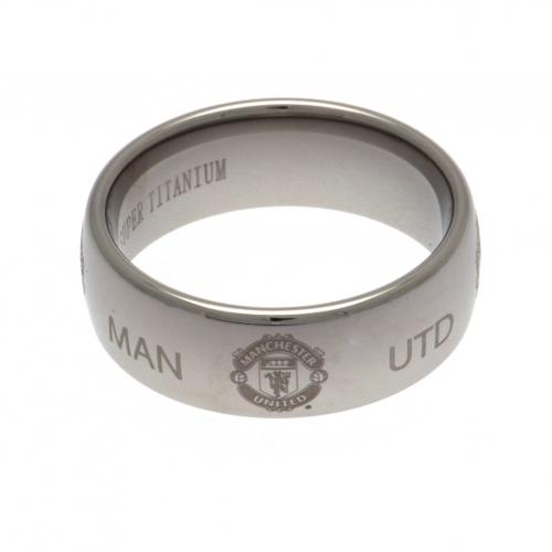 Bague Manchester United FC 124391