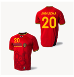 Maillot Belgique Football 2014-2015 Home
