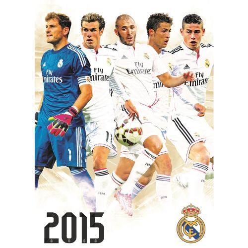 Calendrier Madrid.Calendrier Real Madrid 124607