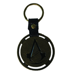 Assassin´s Creed Unity porte-clés métal Logo & PU Snap