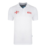 Polo Rugby Angleterre RWC 2015 (Blanc)