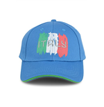 Casquette de baseball Italie rugby 124936
