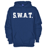 Sweat à Capuche S.W.A.T.
