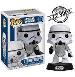 Star Wars POP! Vinyl Bobble Head Stormtrooper 10 cm