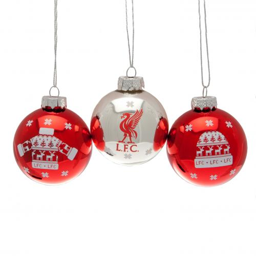 Décoration de Noël Liverpool FC 125088
