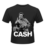 T-shirt Johnny Cash - The Bird Noir