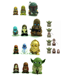 Star Wars Chubby assortiment figurines 9 cm Wave 1 (8)