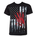T-shirt The Walking Dead - Bloody Hand