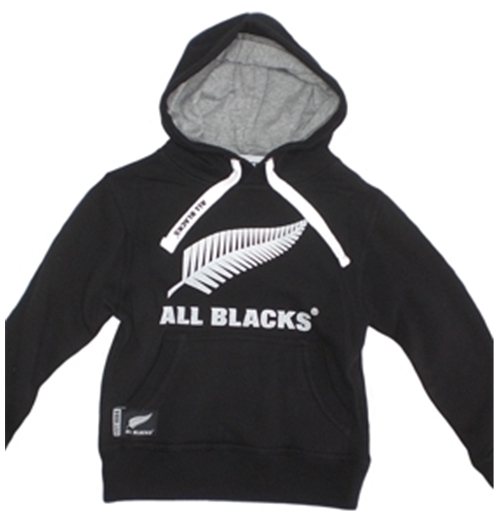 Sweat à Capuche All Blacks (Enfants)