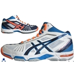 Chaussures de Volleyball Gel Elite Bleu