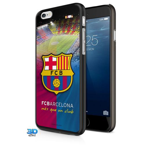 Coque 3D iPhone 6 FC Barcelone