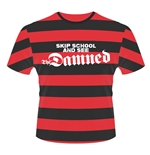 T-shirt The Damned Skip School