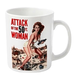 Tasse Plan 9 - Attack Of The 50FT Woman