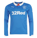 Maillot Rangers Football Club 2014-2015 Home