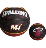 Ballon Officiel Miami Heat