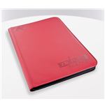 Ultimate Guard album portfolio A4 ZipFolio XenoSkin Rouge
