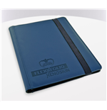 Ultimate Guard album portfolio A4 FlexXfolio XenoSkin Bleu