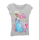T-shirt Elsa La Reine des Neiges (Frozen) Disney