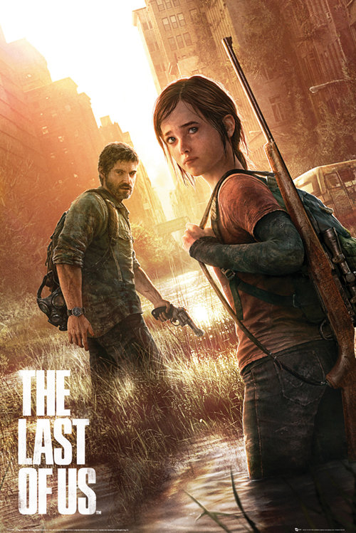 Poster The Last of Us - Key Art