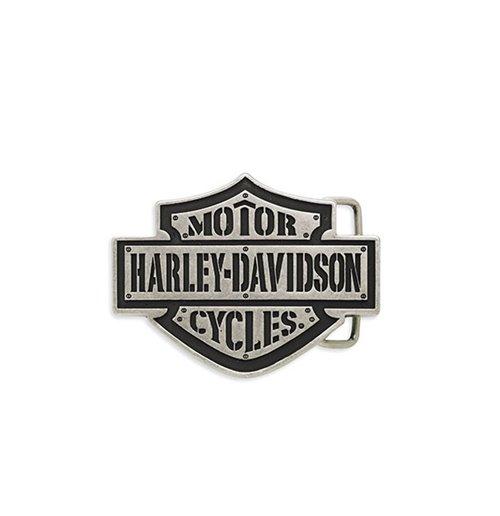 boucle de ceinture harley davidson 127974 pour seulement 63 00 sur merchandisingplaza. Black Bedroom Furniture Sets. Home Design Ideas