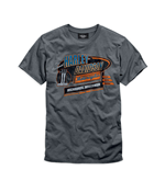 T-shirt Harley Davidson TEE-ICONICHD Racing - Taille XXL