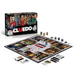 The Big Bang Theory jeu de plateau Cluedo *ALLEMAND*