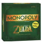 The Legend of Zelda jeu de plateau Monopoly Exclusive Edition *ANGLAIS*