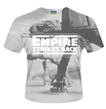 T-shirt Star Wars: L'Empire contre-attaque