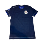T-shirt Officiel Deportivo La Coruna Lotto 2014-2015 (Marine)