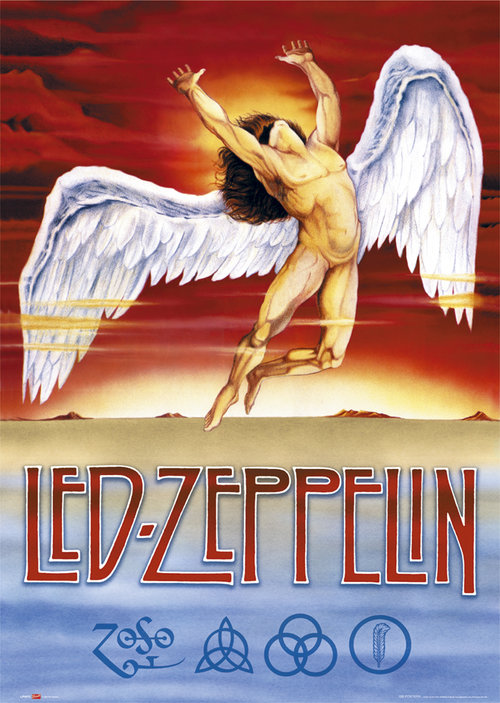 Poster Led Zeppelin  128601