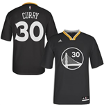Maillot adidas Stephen Curry Golden State Warriors Slate Swingman Alternate