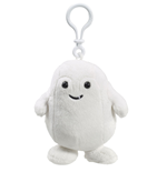 Doctor Who peluche sonore clip-on Adipose 10 cm
