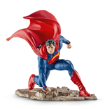 DC Comics figurine Superman atterrissage 10 cm