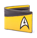Star Trek porte-monnaie Bifold Command Logo Yellow
