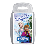 La Reine des neiges Top Trumps *ALLEMAND*