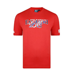 T-shirt Angleterre CMR Script 2015 (Rouge)
