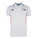 Polo Angleterre rugby (Blanc)