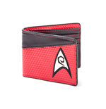 Star Trek porte-monnaie Bifold Engineering Logo Red