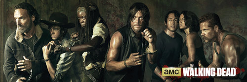 Poster The Walking Dead Saison 5