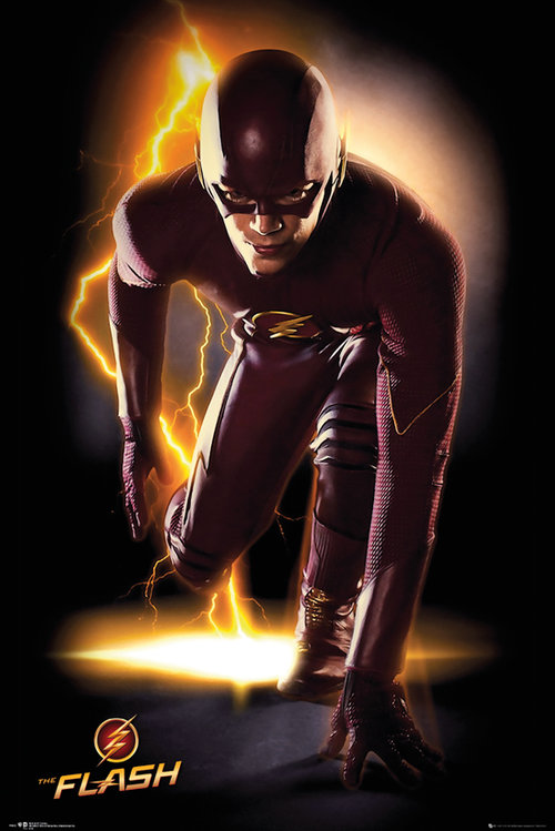 Poster The Flash Speed
