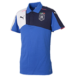 Polo Italie Football 2015-2016 (bleue)