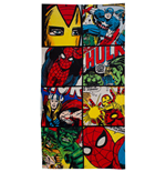 Marvel Comics serviette de bain Defenders 140 x 70 cm