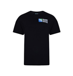T-shirt CMR 2015 Globe des 20 Nations Rugby (Noir)