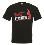 T-shirt avec impression transfert  - SIMPLE STRANGERS