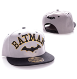 Batman casquette baseball Text Old Logo